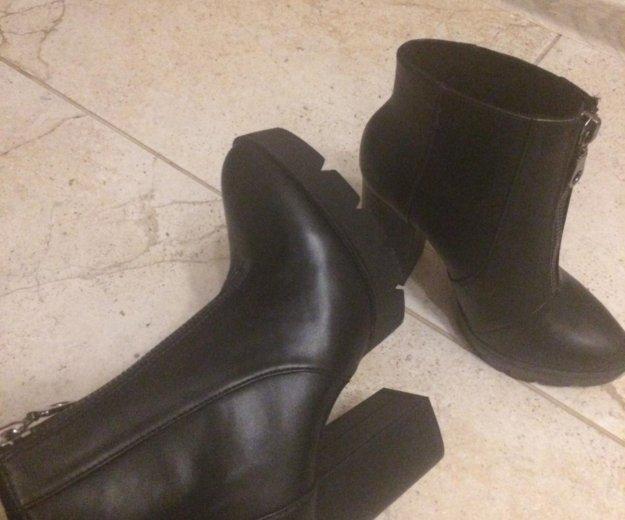 Осенние ботинки. Фото 1. Яблоновский.