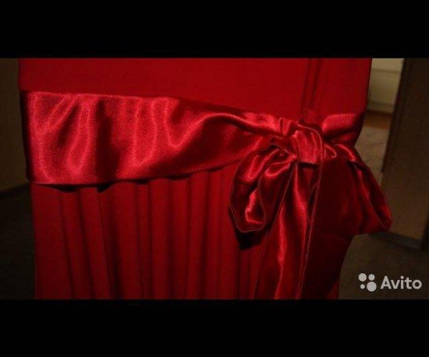 Красное платье. Фото 3. Пенза.