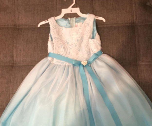 "Нарядное платье ""kid's dream"". Фото 1. Санкт-Петербург."