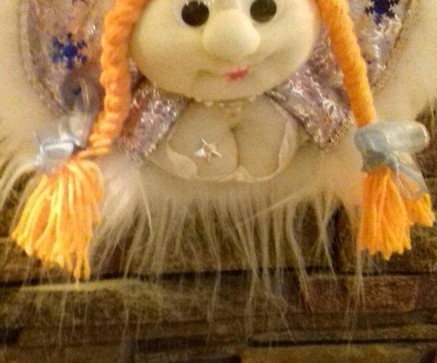 Кукла попик  снегурочка. Фото 1.