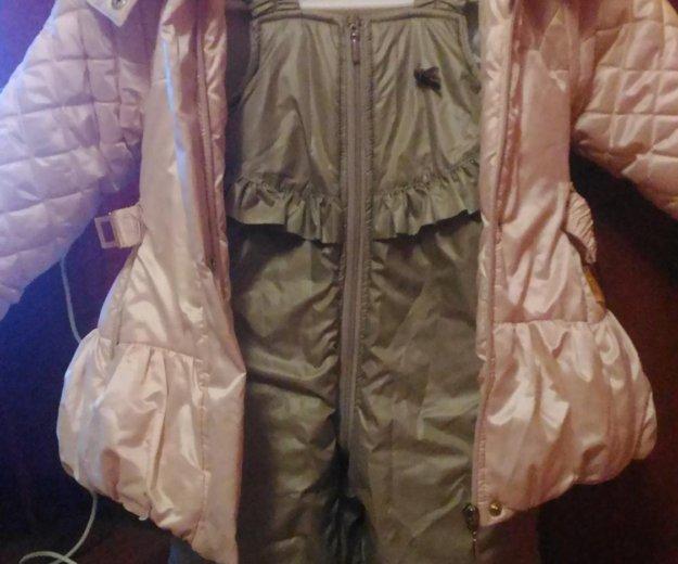Куртка зимняя wojcik. Фото 1.