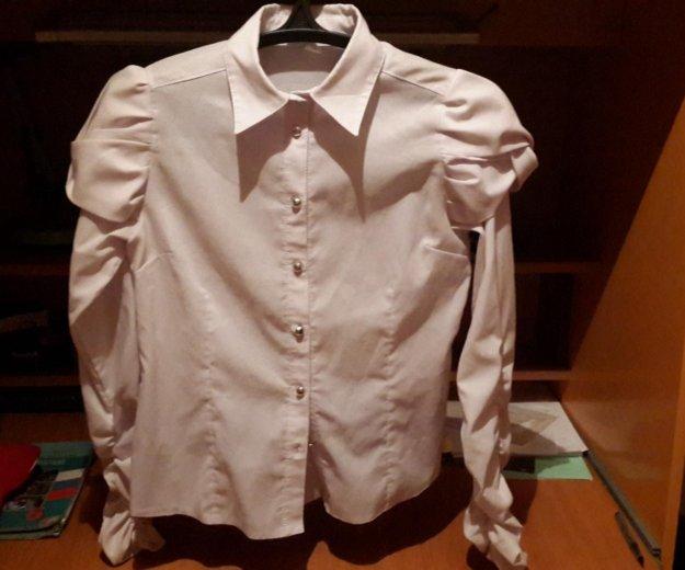 Белая блузка. Фото 2. Санкт-Петербург.
