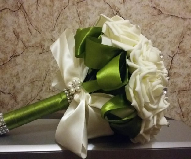 Букет невесты. Фото 3. Астрахань.
