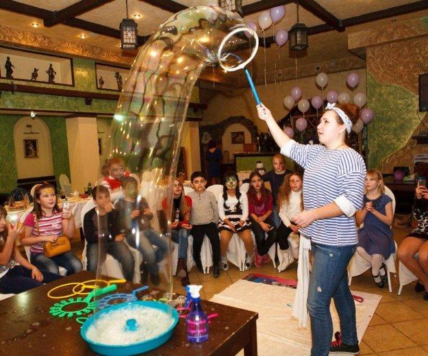 Академия мыльных пузырей. Фото 3. Волгоград.