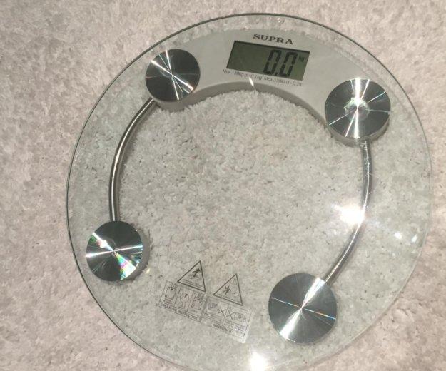 Весы напольные supra. Фото 2.