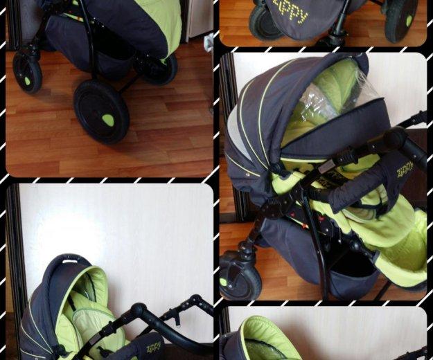 Продам коляску tutis zippy 3 в 1. Фото 2.
