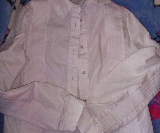 Блузки, рубашки в школу. Фото 1.