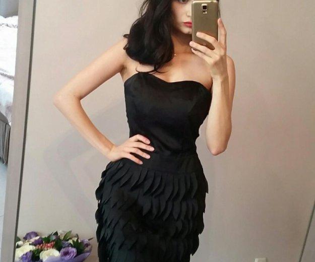 Необычное платье. Фото 2. Москва.