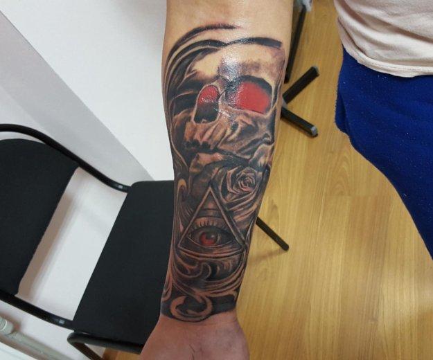Татуировки. Фото 2. Славянск-на-Кубани.