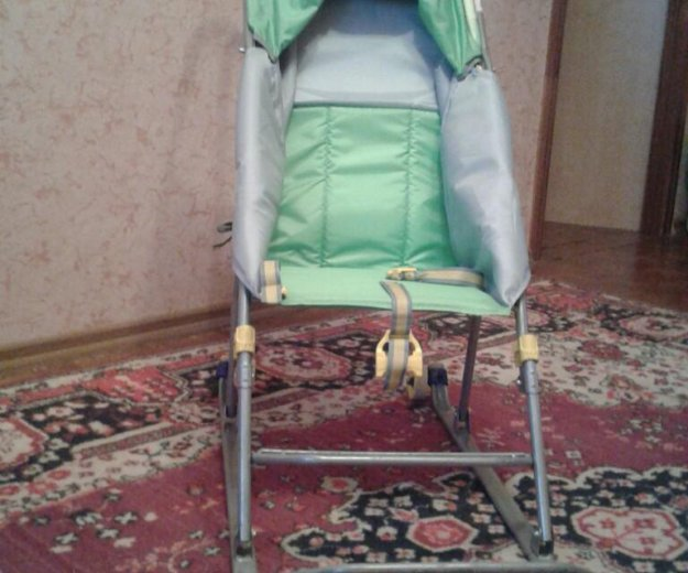 Санки-коляска. Фото 2. Саратов.