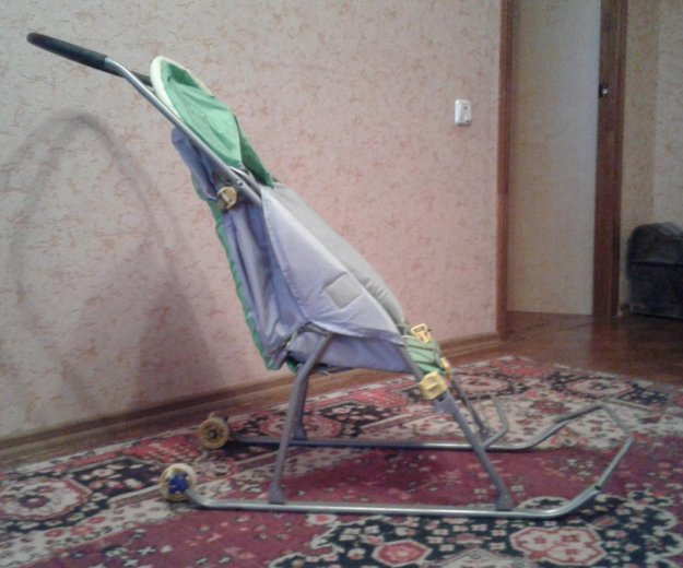 Санки-коляска. Фото 3. Саратов.