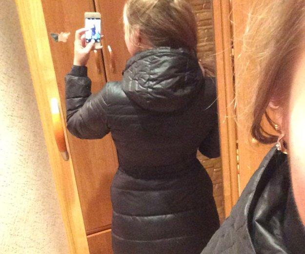 Пуховое пальто  reebok оригинал. Фото 3. Люберцы.