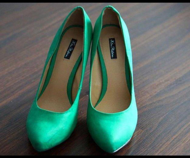 Туфли зеленые. Фото 2. Москва.