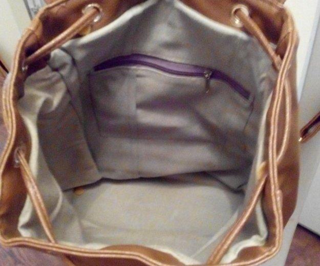 Рюкзак женский. Фото 2. Москва.