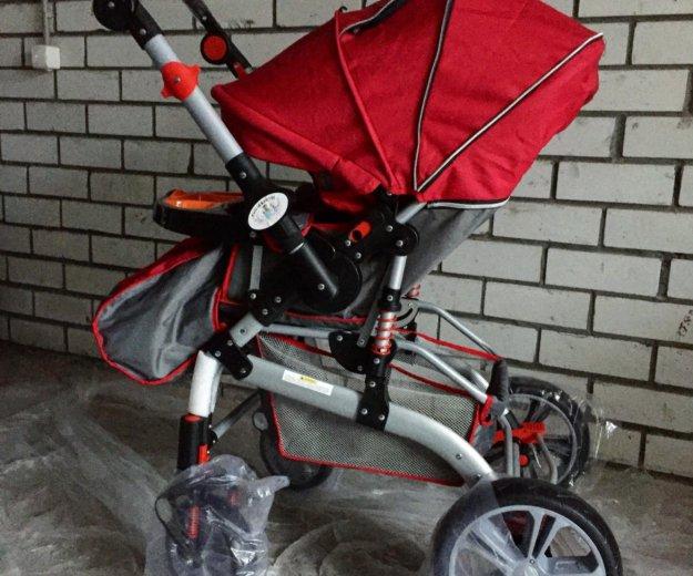 Детская коляска-трансформер jiaobei. Фото 1. Тюмень.