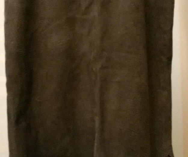 Юбка-карандаш из натуральной кожи. Фото 1. Екатеринбург.
