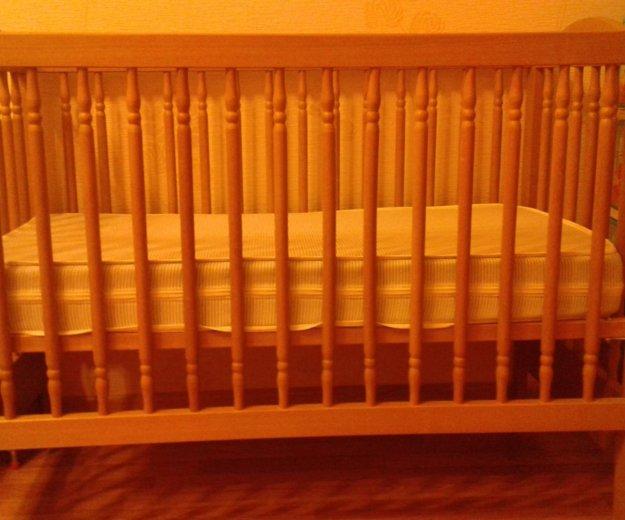 Детская кроватка. Фото 3. Троицк.