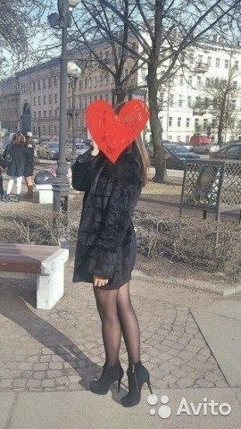Красивая шубка. Фото 1. Санкт-Петербург.