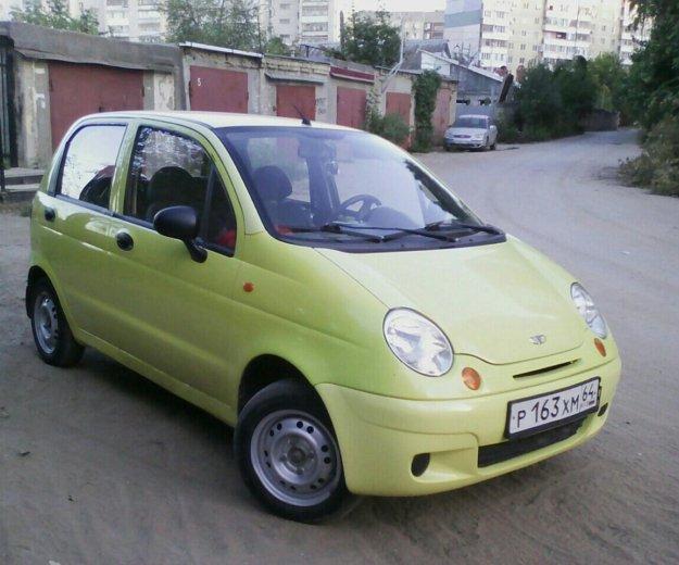 Daewoo matiz, 2009. Фото 1.