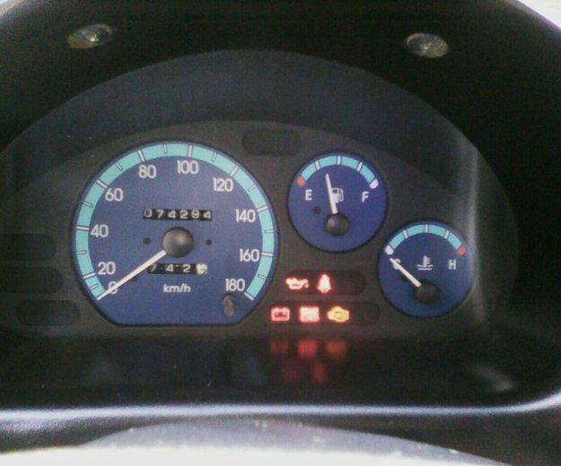 Daewoo matiz, 2009. Фото 4.