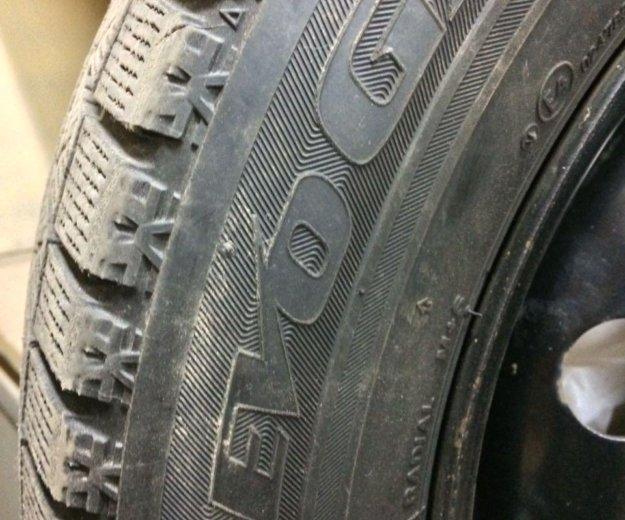 Зимние шины bridgestone revolution gz. Фото 1.
