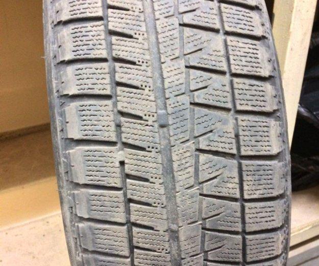Зимние шины bridgestone revolution gz. Фото 2.