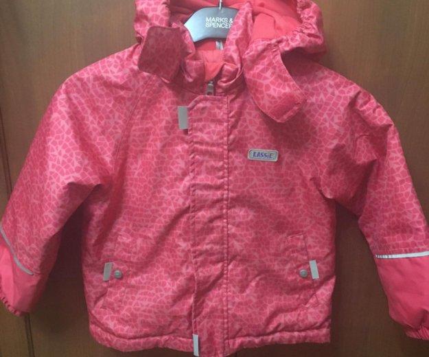 Куртка на девочку,2-3 года торг. Фото 1. Видное.