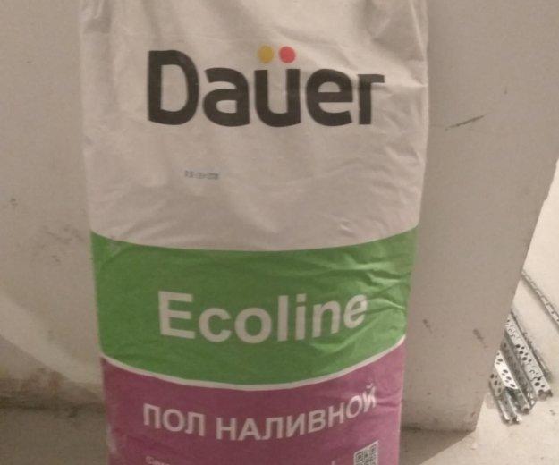 Наливной пол dauer eсoline (торг уместен). Фото 2.