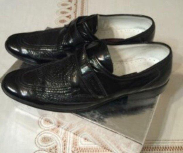 Туфли из крокодиловый кожи. Фото 1. Саратов.