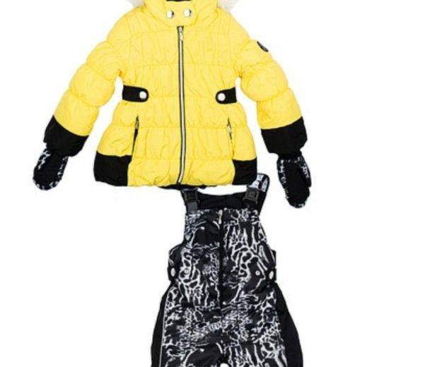 Комплект для девочки шалуны зима 3 года. Фото 1. Подольск.