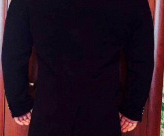 Мужское приталенное пальто. Фото 2. Москва.