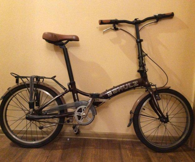 Велосипед shulz goa-3. Фото 1. Санкт-Петербург.