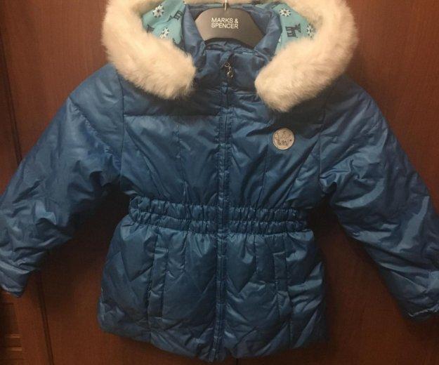 Куртка на девочку,2-3 года торг. Фото 2. Видное.