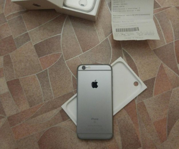 6s 64gb iphone. Фото 1.