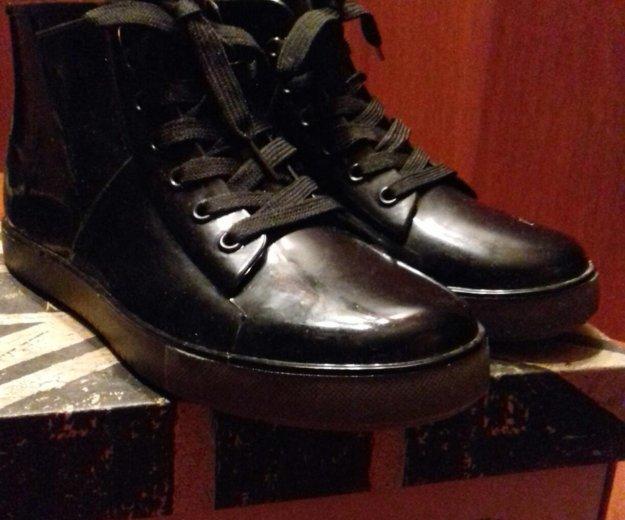 Резиновые ботинки. Фото 2. Ростов-на-Дону.