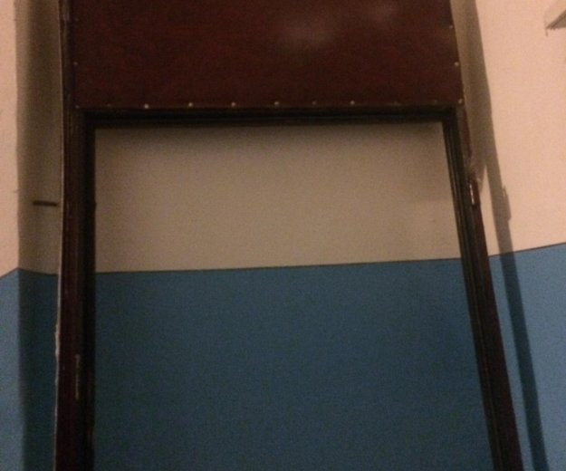 Входная металлическая дверь. Фото 1.