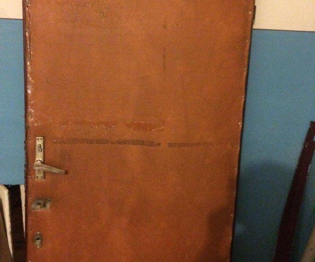 Входная металлическая дверь. Фото 3.