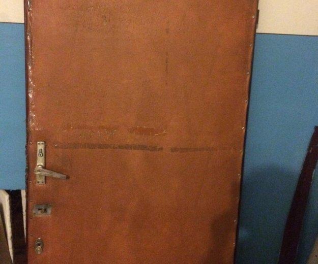 Входная металлическая дверь. Фото 2.