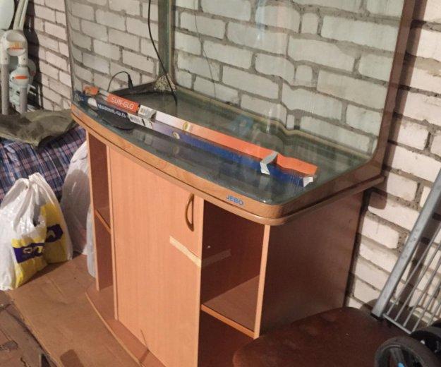 Аквариум jebo r3100(250 литров). Фото 2.