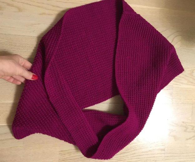 Снуд. шарф. Фото 2. Балашиха.