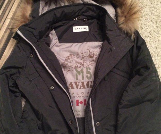 Пальто куртка savage. Фото 3. Москва.