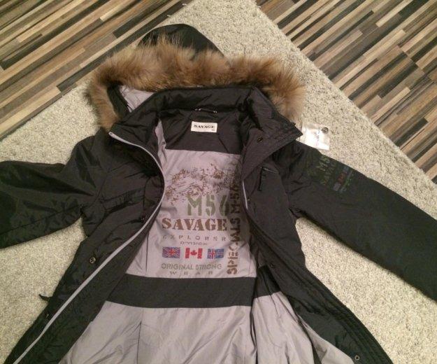Пальто куртка savage. Фото 1. Москва.