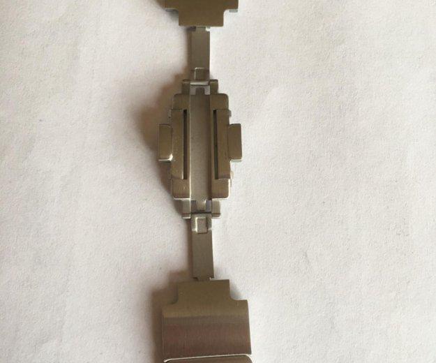 Блочный браслет для apple watch 42 mm. Фото 4. Москва.
