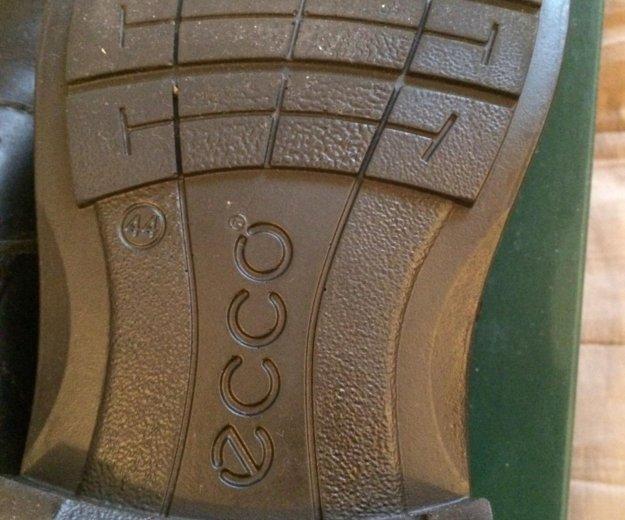 Ботинки экко. Фото 3.