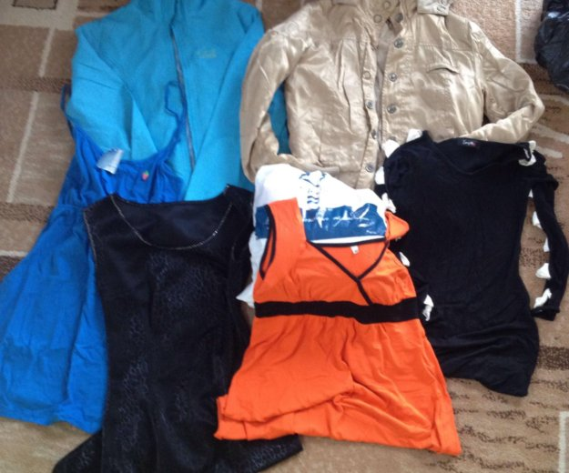Женская одежда пакетом. Фото 2.