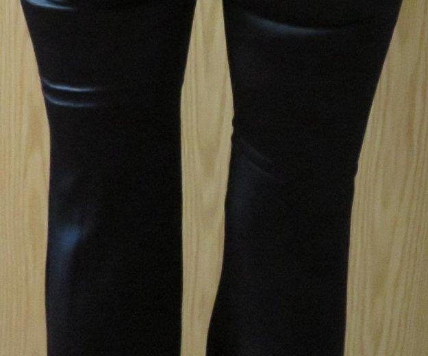 Черные брюки. Фото 2. Муром.