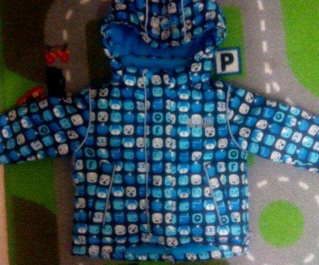 Куртка зимняя на мальчика. Фото 1. Москва.