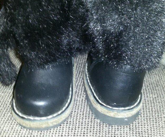 Продам сапожки на девочку. Фото 2. Балаково.