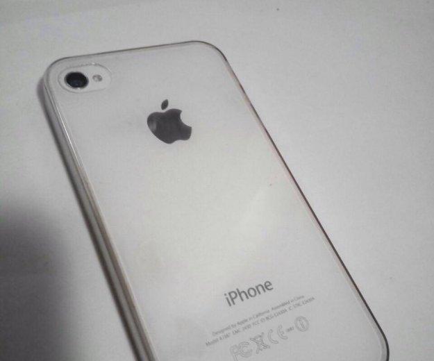 Айфон 4s. Фото 3.