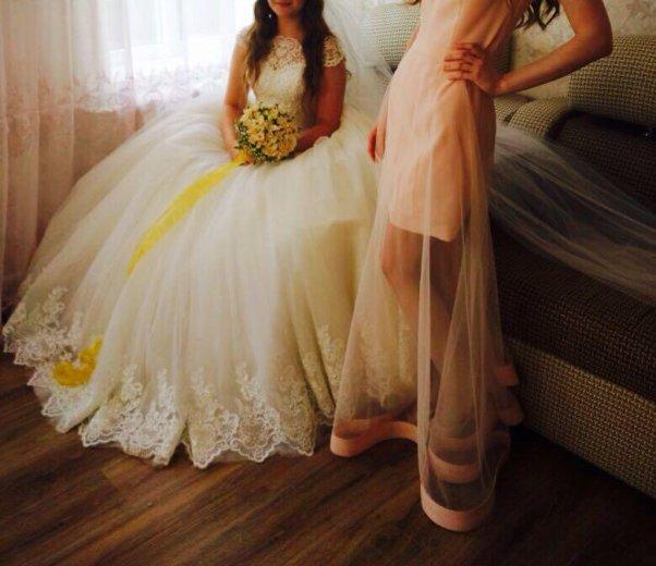 Свадебное платье. Фото 2. Нальчик.